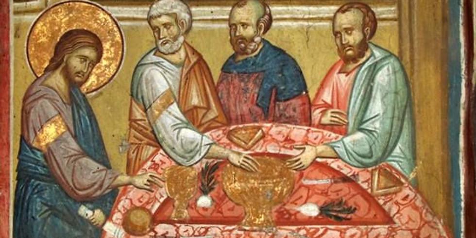 Holy Wednesday - Presanctified Divine Liturgy