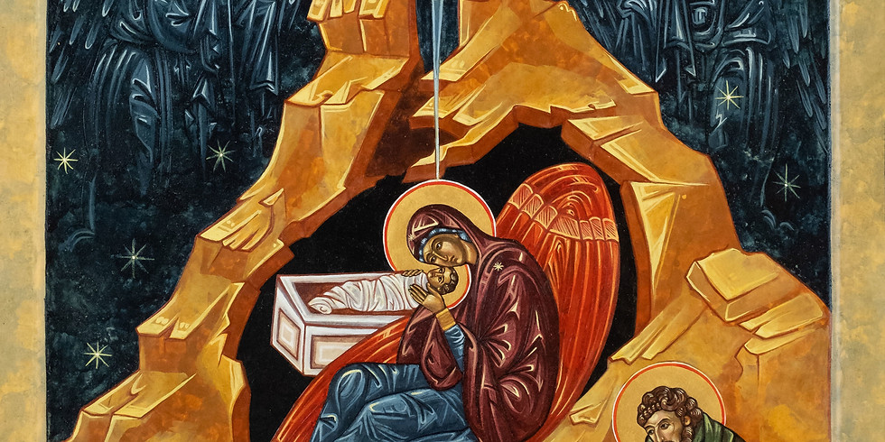 Orthros and Divine Liturgy for the Sunday Before the Nativity of Christ