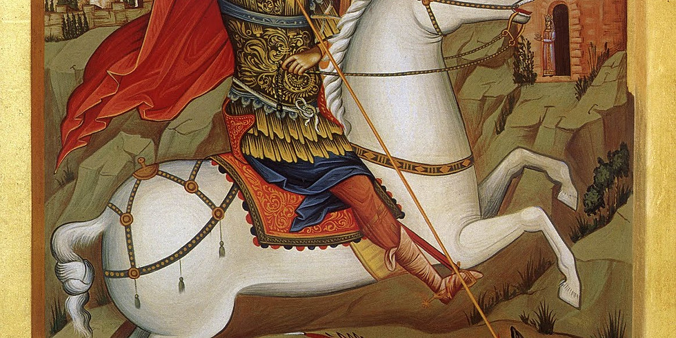 Orthros and Divine Liturgy for St. George the Great Martyr