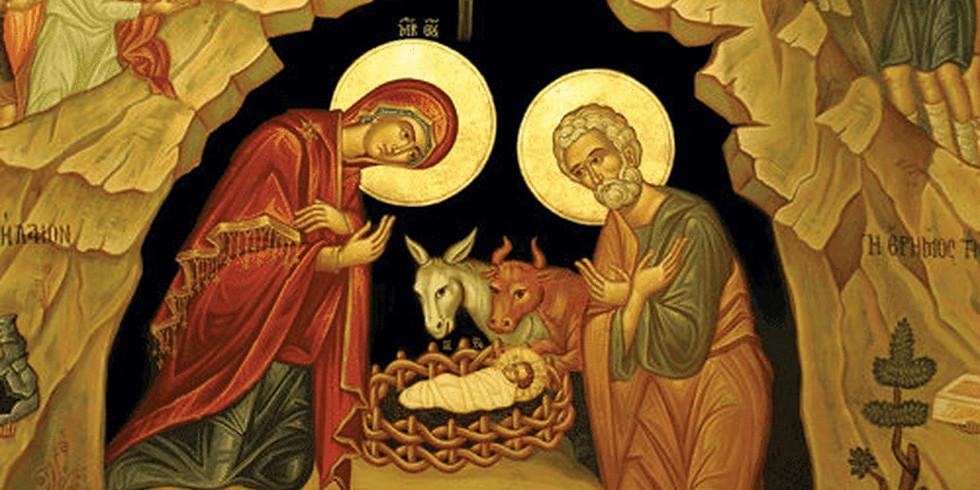 Vesperal Divine Liturgy of St. Basil the Great for the Nativity of our Lord, God, and Savior, Jesus Christ