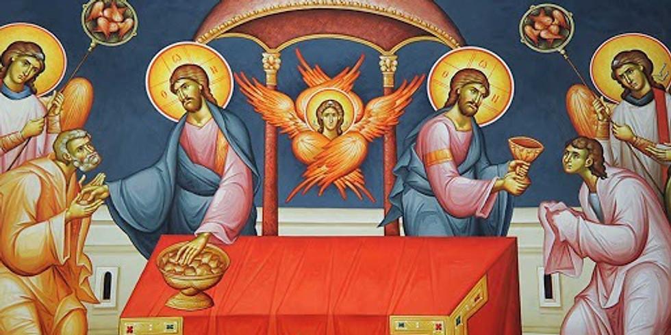 Pre-Sanctified Divine Liturgy