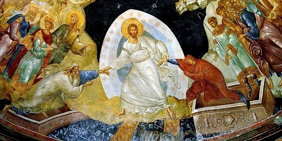 Holy Saturday Night Resurrection Vigil & Great and Holy Pascha