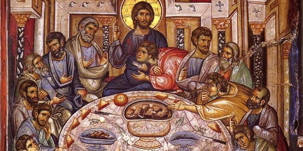 Holy Thursday - Vesperal Divine Liturgy of St. Basil the Great