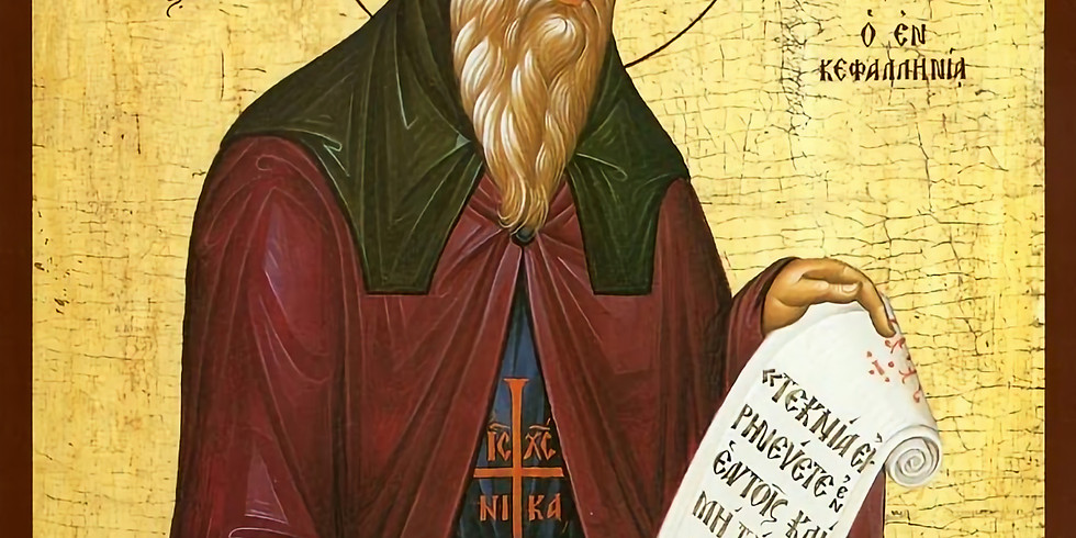 Orthros and Divine Liturgy for the 10th Sunday of Matthew