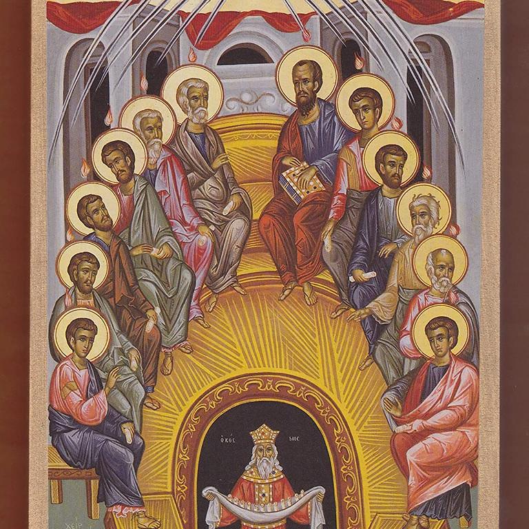 Orthros and Divine Liturgy: Pentecost Sunday