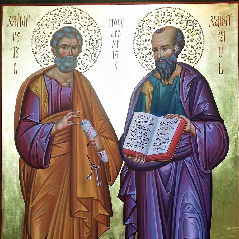 Orthros and Divine Liturgy: Feast of the Holy Apostles Peter and Paul