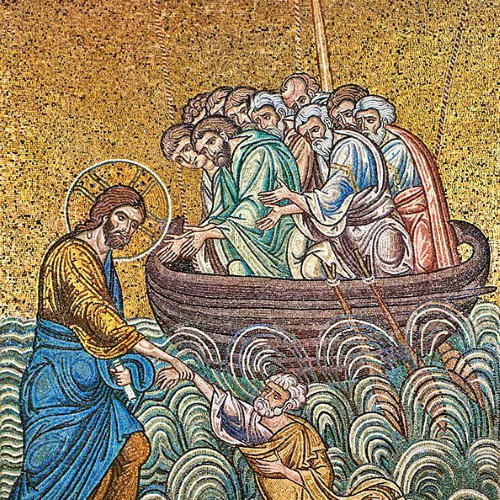 Orthros and Divine Liturgy for the 9th Sunday of Matthew