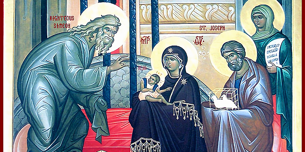 Orthros and Divine Liturgy for the Meeting of the Lord in the Temple