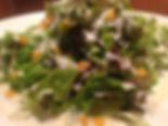 ひよこ豆のサラダ
