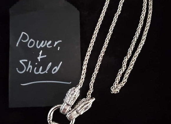 Heavily Spelled Power & Shield (Protection) Item