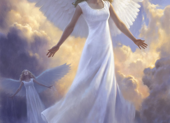 Angelic Blessing (White Witch Daena)