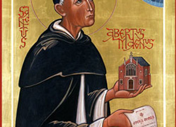 Saint Albert The Great for Medical Professionals (Lady Eirene & Daena)