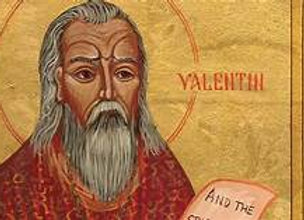 Saint Valentine Blessing for Young Love (Lady Eirene & Daena)