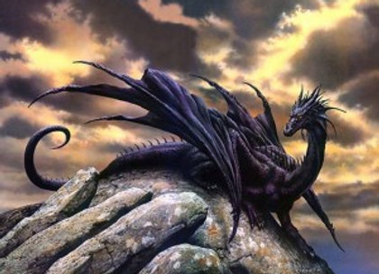 Custom Conjure Dragon & Elven Money Spell