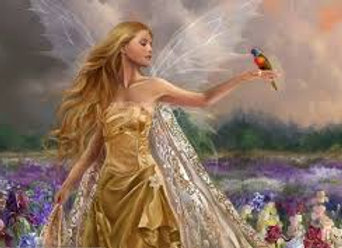 Blessing of the Fae (White Witch Daena)