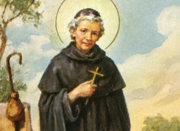 Saint Peregrine Blessing for Illness (Lady Eirene & Daena)