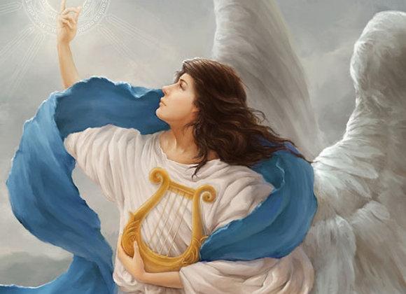 Archangel Gabriel Road Opener (White Witch Daena)