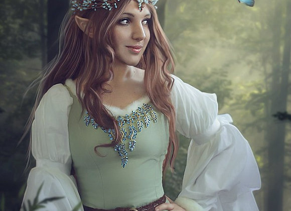 Elven Blessing (White Witch Daena)