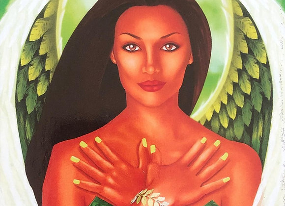 Archangel Jophiel Heart Opener (White Witch Daena)