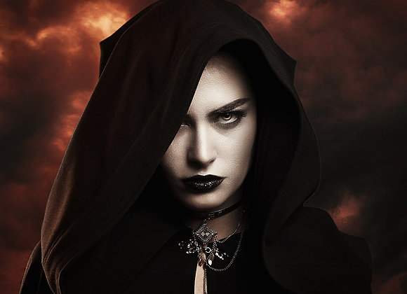 Queen Lilith Love Spell OR Queen Lilith Psychic Booster (Lady Eirene & Daena)