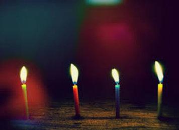 4 Candles Energy Balance (Lady Eirene & Daena)