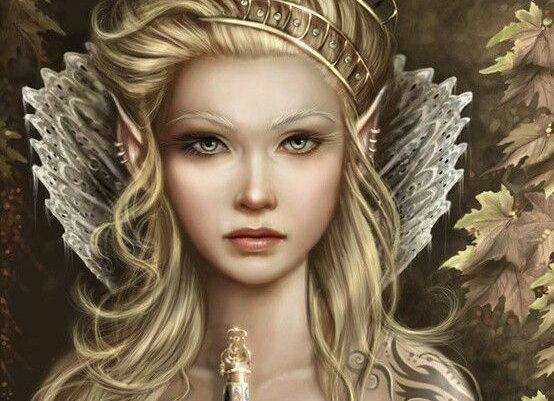Elven Third Eye Opening (White Witch Daena)