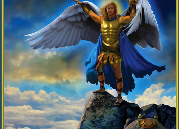 Archangel Michael Armor of God & Blessing (Lady Eirene & Daena)