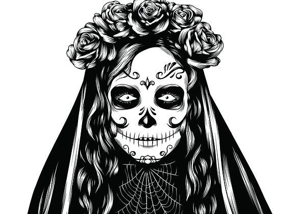 Santa Muerte Protection Spell (Lady Eirene & Daena)