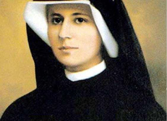 Saint Faustian Kowalska Blessing of Mercy (Lady Eirene & Daena)