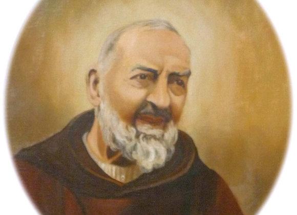 Saint Padre Pio Stress Relief or Court Assistance (Lady Eirene & Daena)