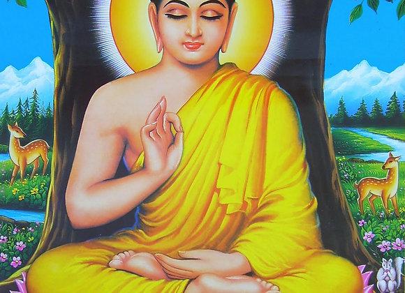 Buddha Blessing for Spiritual Connection (Lady Eirene & Daena)