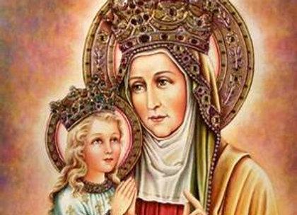 Saint Anne Love Blessing (Lady Eirene & Daena)