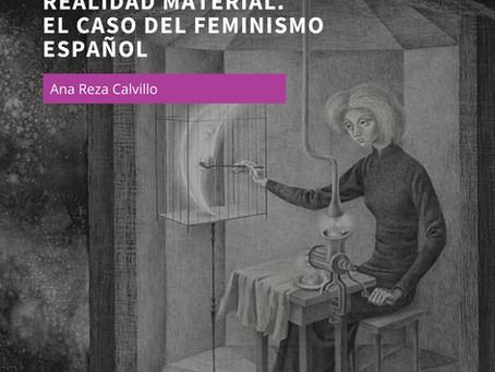 La lucha simbólica por el dominio de la realidad material. El caso del feminismo español