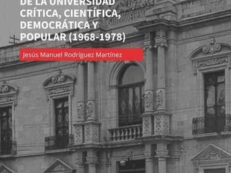 El marxismo en la UABJO: configuración de la Universidad Crítica, Científica, Democrática y Popular