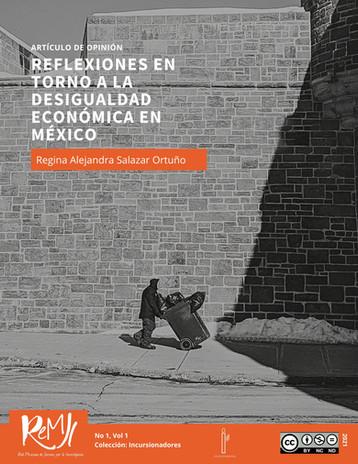 Reflexiones en torno a la desigualdad económica en México