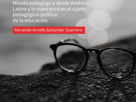 El futuro será pedagógico o no será