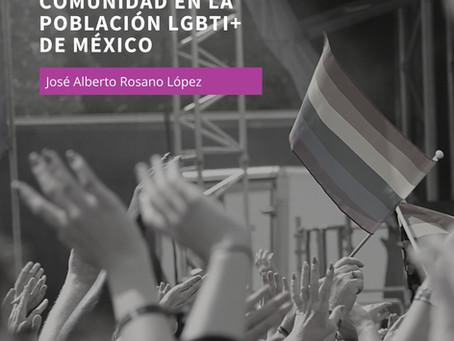 La subjetividad de ser y crear comunidad en la población LGBTI+ de México