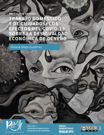 Trabajo doméstico y de cuidados: Los efectos del COVID-19 sobre la desigualdad económica de género