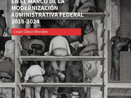 Desafíos del Servicio Profesional de Carrera en el Marco de la Modernización Adtva. Federal