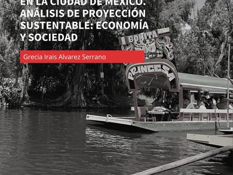 Centralización de las industrias culturales en la CDMX. Análisis de proyección sustentable.