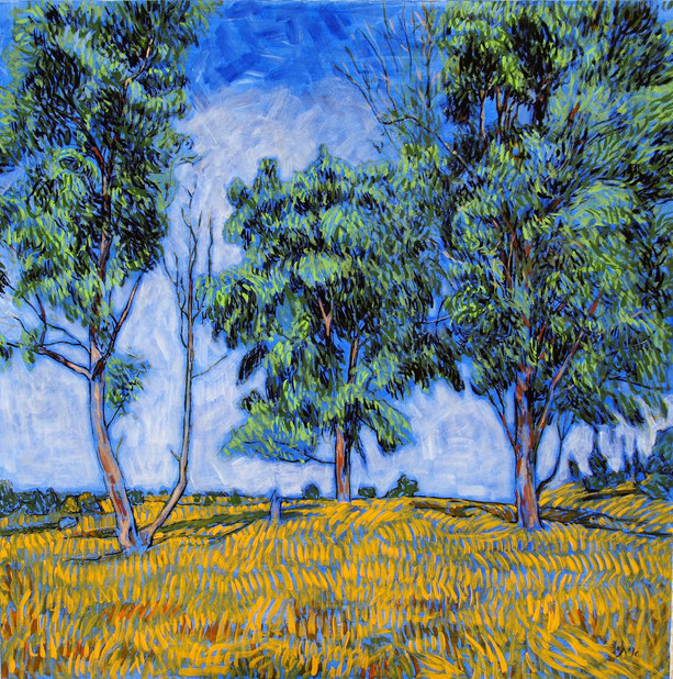Trees rouhama