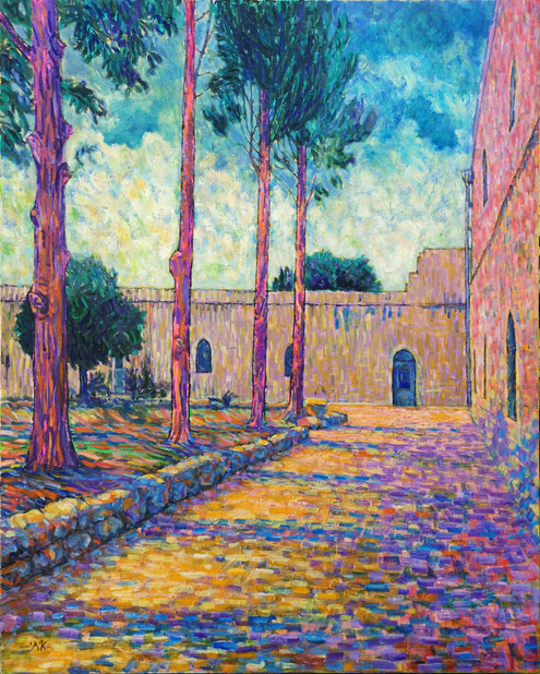Monaster Beit G'amal
