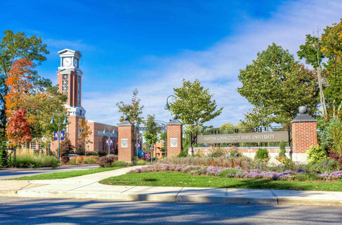 Eastern Connecticut State University - College Fair Guide