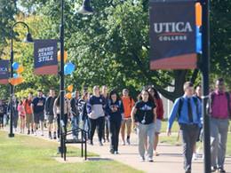 Utica College: Small College, Big Opportunity