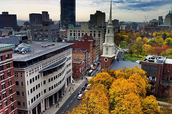 Study in the Heart of Boston at Suffolk University