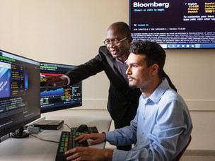 Caldwell University Inspires Students to Think Big with New Financial Labs and Exciting Majors