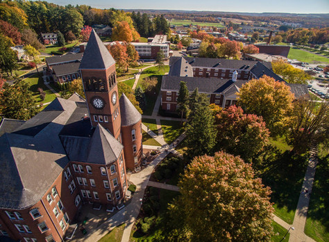 Experience the Difference at Slippery Rock University