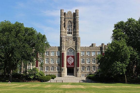 Fordham University: The Jesuit University of New York