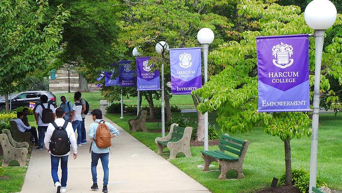 Harcum College: The College of Possibilities