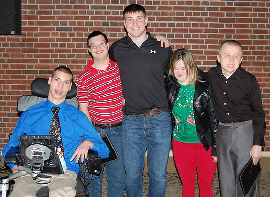Edinboro Athlete Shines as Advocate for Young People with Disabilities
